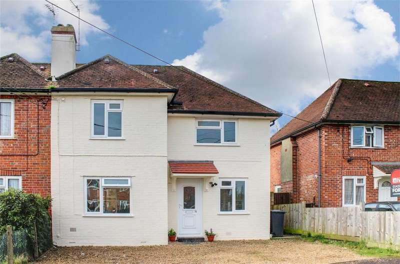 3 Bedrooms Semi Detached House for sale in Lansdowne Road, ALTON, Hampshire