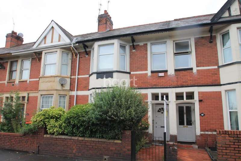 4 Bedrooms Terraced House for sale in Chepstow Road, Maindee, Newport