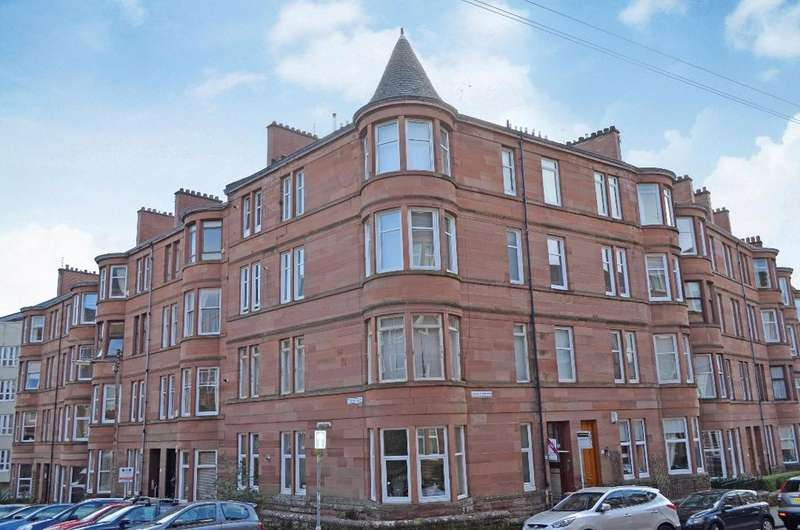 2 Bedrooms Flat for sale in Tassie Street, Flat 2/3, Shawlands, Glasgow , G41 3QF