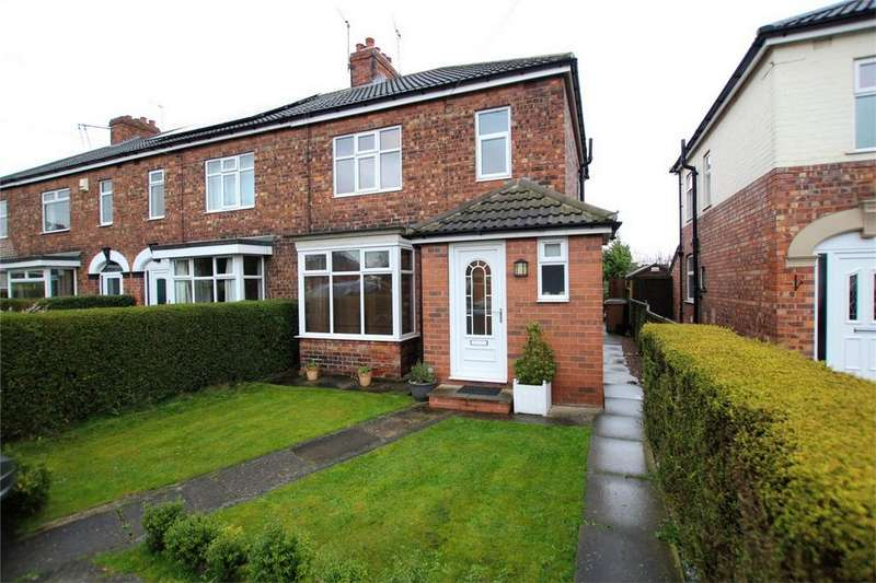 3 Bedrooms Terraced House for sale in Blackburn Avenue, Brough, East Riding of Yorkshire
