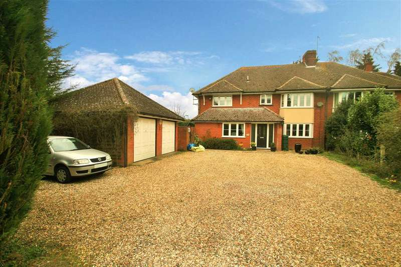 4 Bedrooms Semi Detached House for sale in London Road, Stanway, Colchester