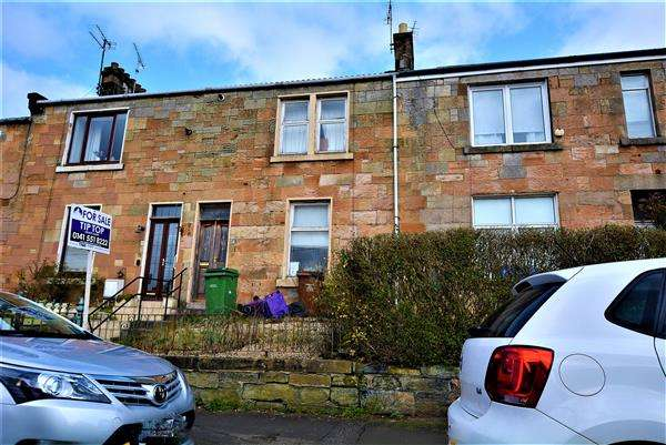 2 Bedrooms Terraced House for sale in Eastcroft Terrace, Glasgow