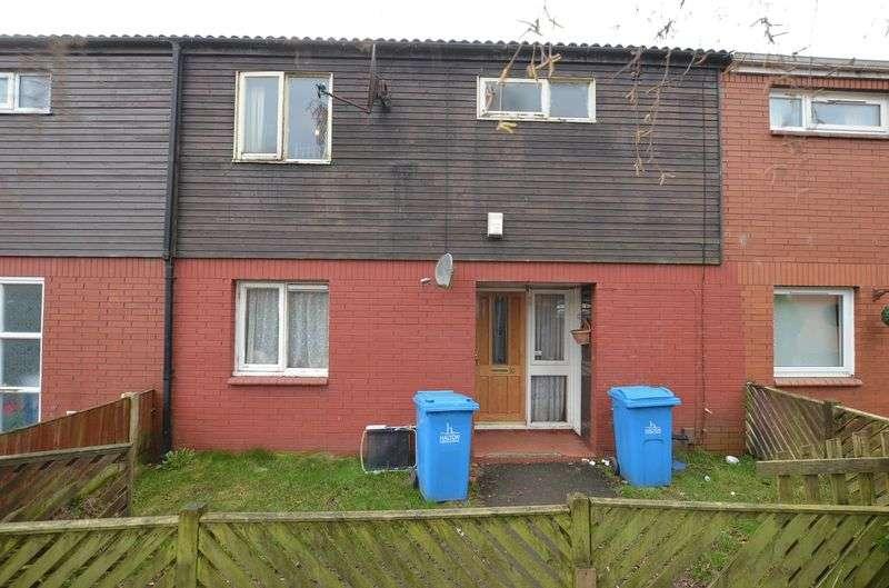 3 Bedrooms Terraced House for sale in Fleetwood Walk, Murdishaw