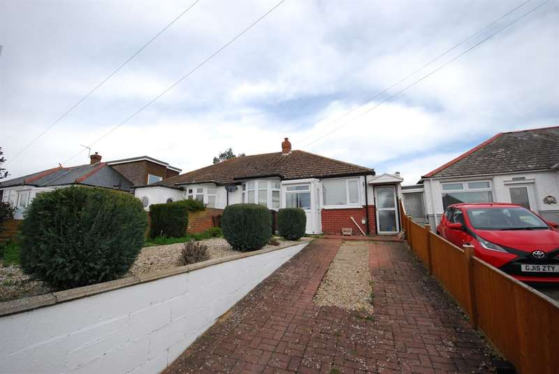 2 Bedrooms Semi Detached Bungalow for sale in Monkton Road, Ramsgate