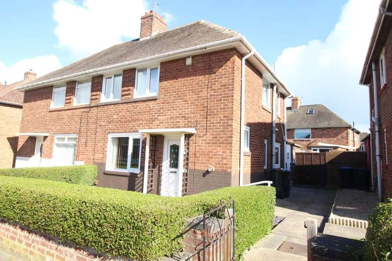 2 Bedrooms Semi Detached House for sale in Bradhope Road, Middlesbrough, TS3