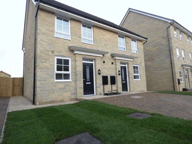 2 Bedrooms Semi Detached House for sale in Dennison Close, Lancaster