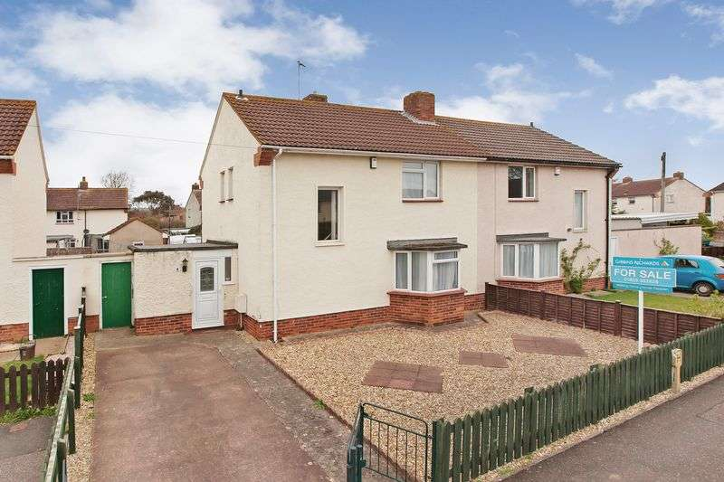 3 Bedrooms Semi Detached House for sale in KILVE CRESCENT