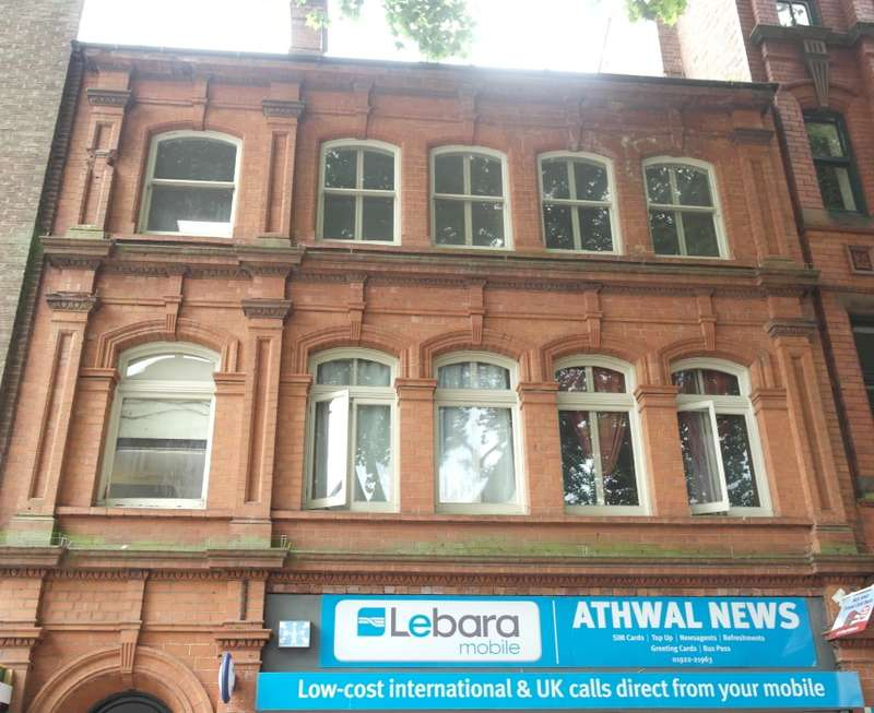 2 Bedrooms Apartment Flat for sale in Bridge Lofts, Leicester Street, Walsall, West Midlands, WS1 1PT