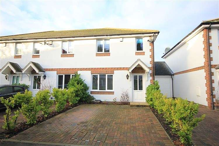 3 Bedrooms Terraced House for sale in Sailcloth Close, Reading, RG1