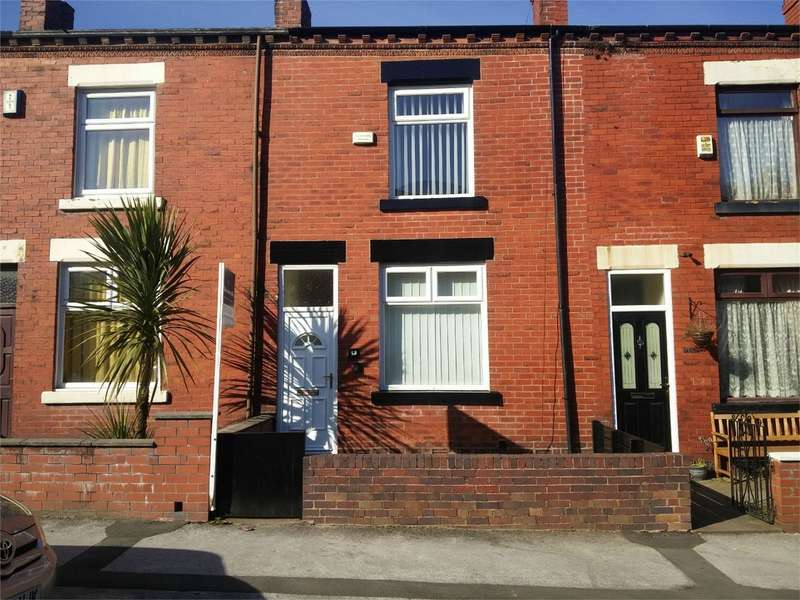 2 Bedrooms Terraced House for sale in Parkfield Road, Great Lever, Bolton, Lancashire