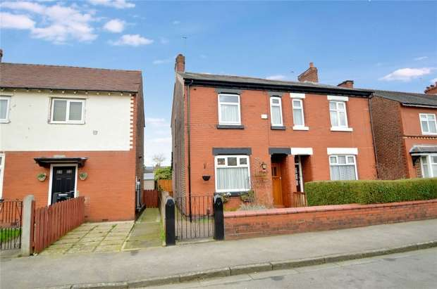 3 Bedrooms Semi Detached House for sale in Peter Street, Hazel Grove, Stockport, Cheshire