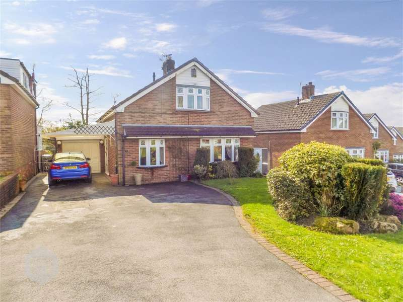 4 Bedrooms Detached House for sale in Pennine Road, Horwich, Bolton, Lancashire