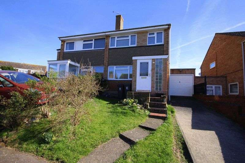 3 Bedrooms Semi Detached House for sale in Mason Way, Waltham Abbey, EN9