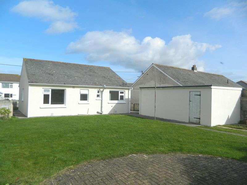 3 Bedrooms Detached Bungalow for sale in Voguebeloth, Illogan