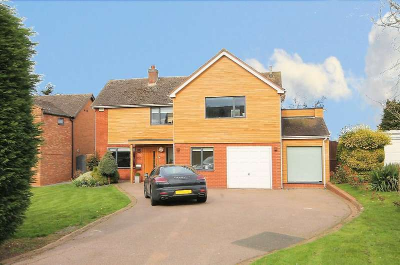 6 Bedrooms Detached House for sale in Gillway Lane, Tamworth, B79 8PJ