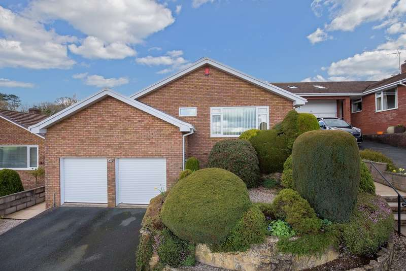3 Bedrooms Detached Bungalow for sale in Wilton Way, Abbotskerswell
