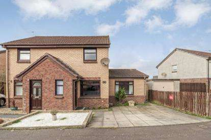 4 Bedrooms Semi Detached House for sale in Dornal Drive, Troon