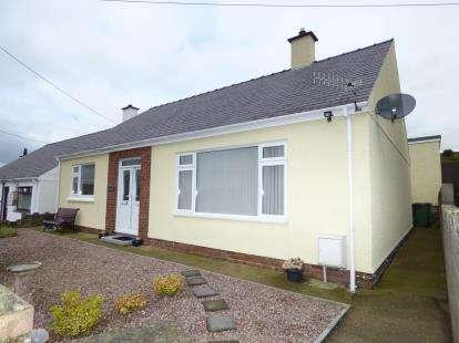 3 Bedrooms Bungalow for sale in Llwyndu Road, Penygroes, Caernarfon, Gwynedd, LL54