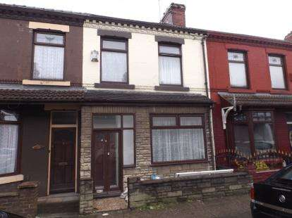 3 Bedrooms Terraced House for sale in Fifth Avenue, Liverpool, Merseyside, L9