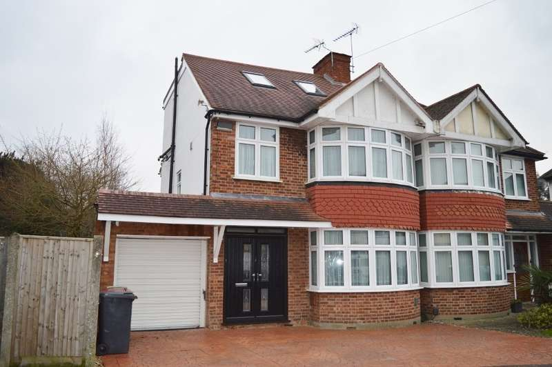 4 Bedrooms Semi Detached House for sale in Cottesbrooke Close, Colnbrook, SL3