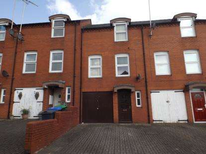3 Bedrooms Terraced House for sale in Downes Court, Tipton, West Midlands