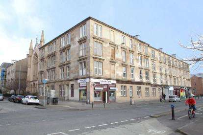 2 Bedrooms Flat for sale in Kent Road, Charing Cross, Glasgow