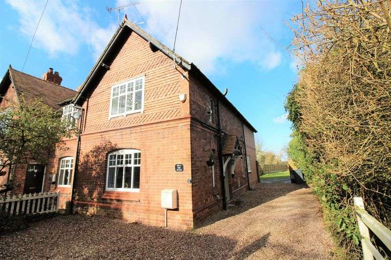 3 Bedrooms Semi Detached House for sale in Hoole Bank, Hoole Village, Chester