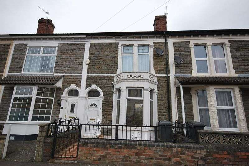 2 Bedrooms Terraced House for sale in 8 West Street, Bristol