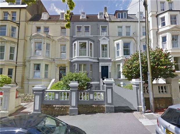 1 Bedroom Flat for sale in Apartment 1, Charles Road, ST LEONARDS-ON-SEA, East Sussex, TN38 0QA