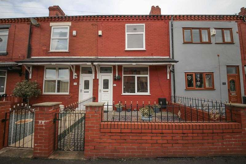 2 Bedrooms Terraced House for sale in Scot Lane, Newtown, Wigan
