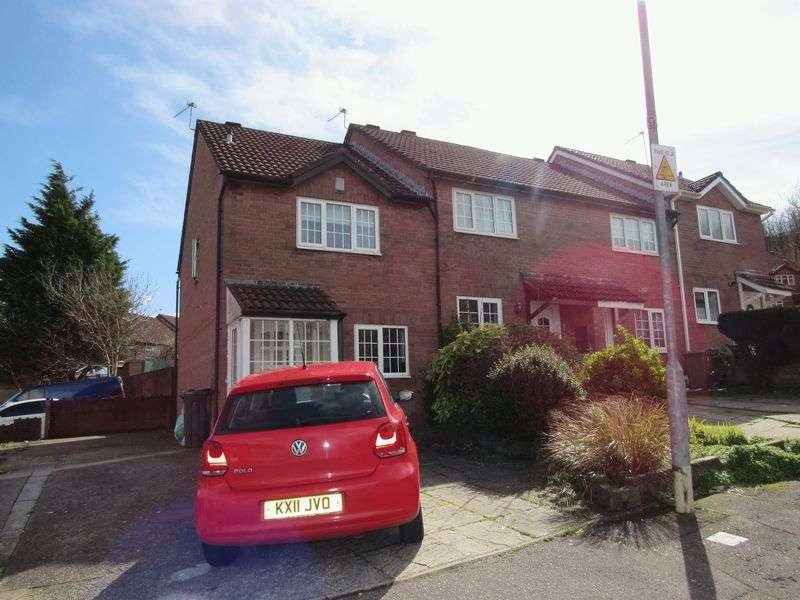 2 Bedrooms House for sale in Lauriston Park Caerau Cardiff CF5 5QB
