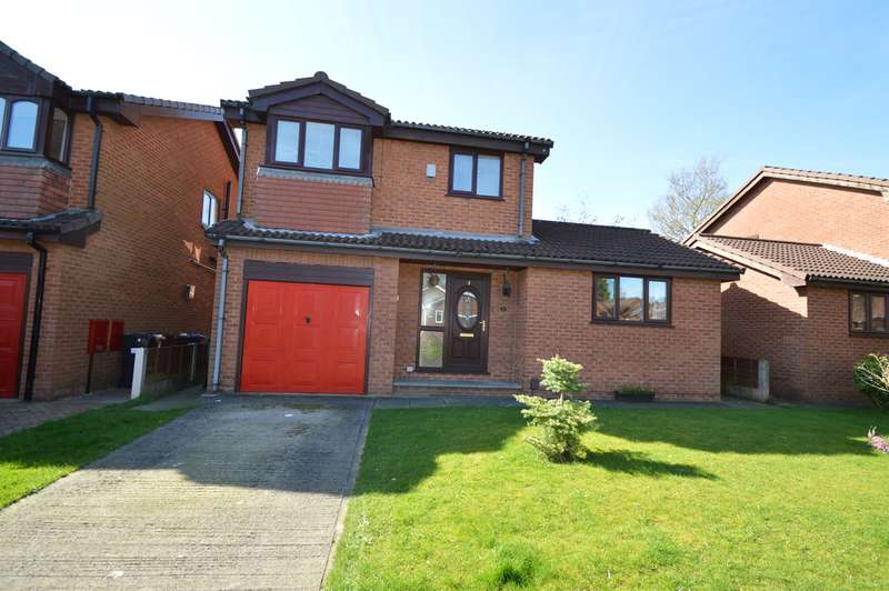 3 Bedrooms Detached House for sale in Park Avenue, Radcliffe, Manchester, M26
