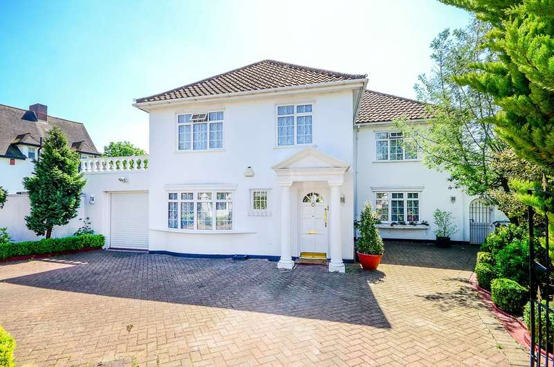 4 Bedrooms Detached House for sale in Jerviston Gardens, Streatham Common, SW16