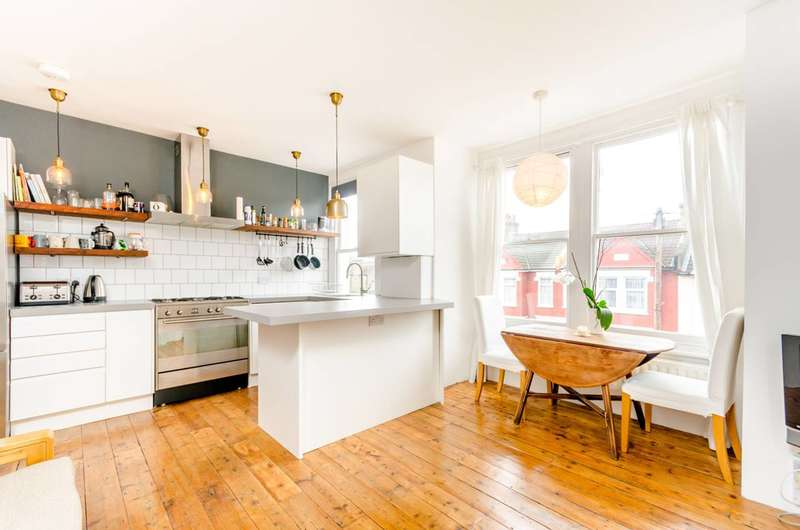 2 Bedrooms Flat for sale in Dassett Road, West Norwood, SE27