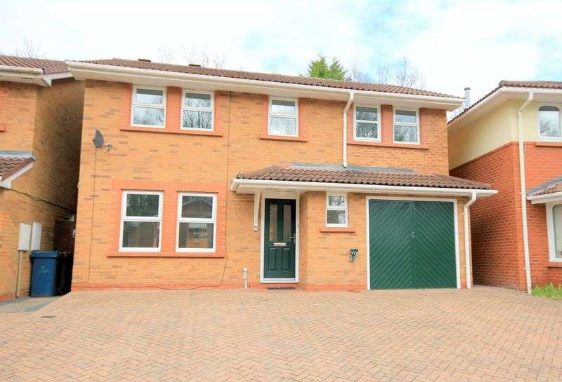 4 Bedrooms Detached House for sale in Sheringham Covert, Stafford
