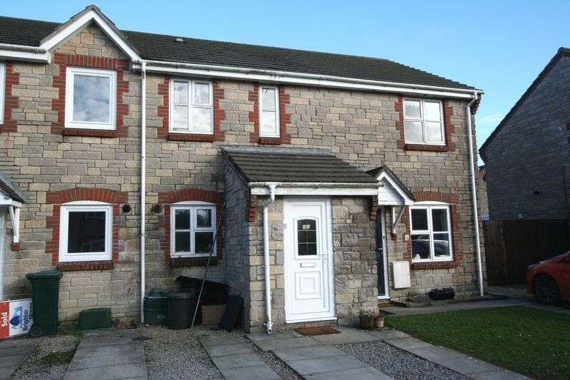 2 Bedrooms Terraced House for sale in Cwrt Y Cadno, Llantwit Major