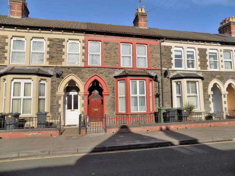 4 Bedrooms Terraced House for sale in Ninian Park Road, Cardiff