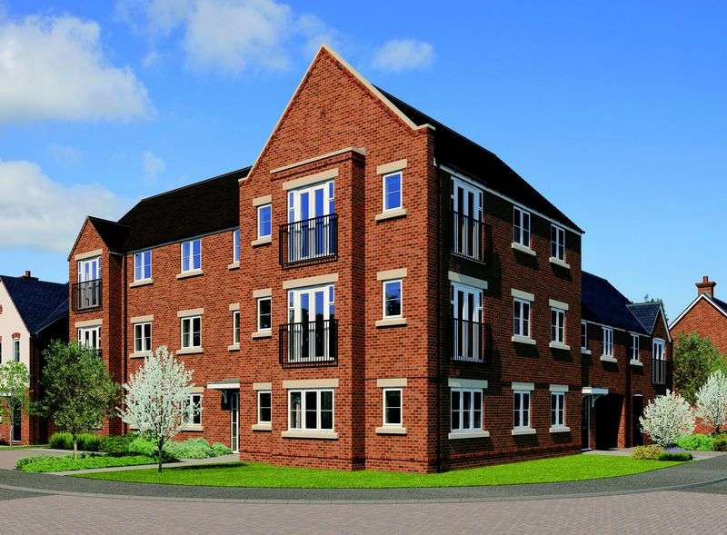 2 Bedrooms Flat for sale in Earls Park, Tuffley Crescent, GL1 5NE