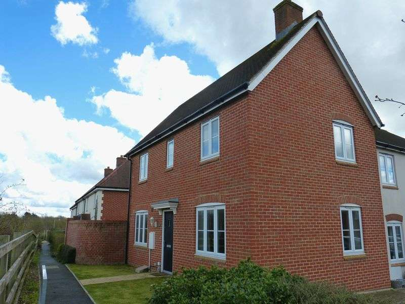 3 Bedrooms Terraced House for sale in Pouncette Close, Amesbury