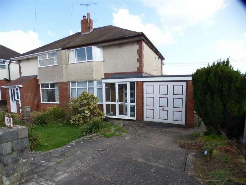 2 Bedrooms Semi Detached House for sale in 4, Keeling Road, Cheadle