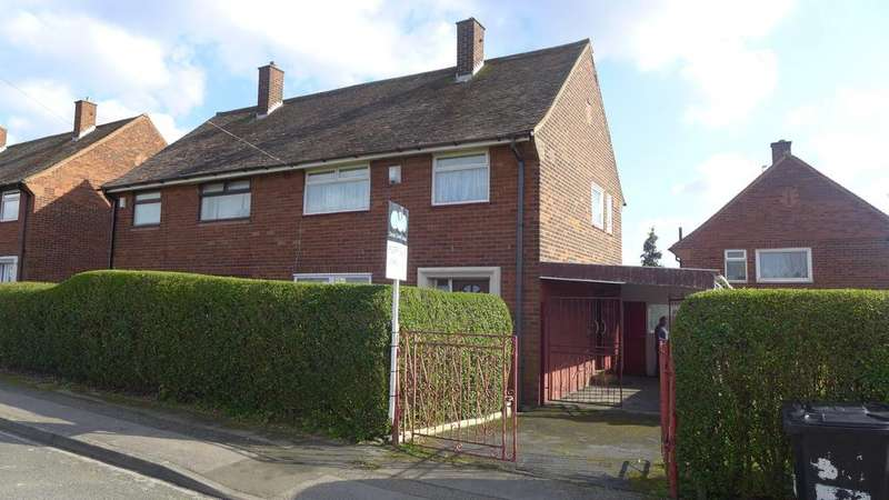 3 Bedrooms Semi Detached House for sale in Brooklands Avenue, Leeds LS14