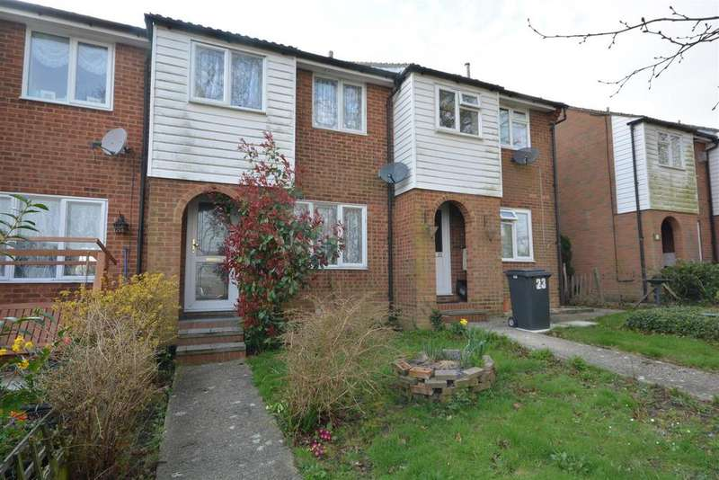 3 Bedrooms Terraced House for sale in Swynford Drive, St. Leonards-On-Sea