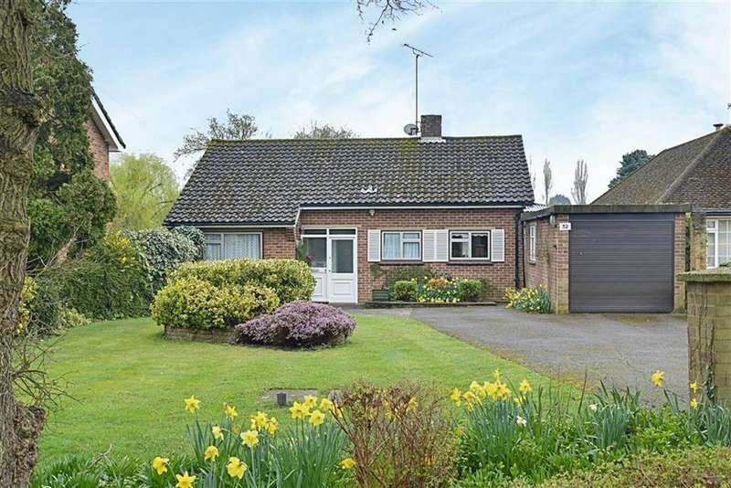 2 Bedrooms Bungalow for sale in Chapel Lane, Letty Green, Herts, SG14