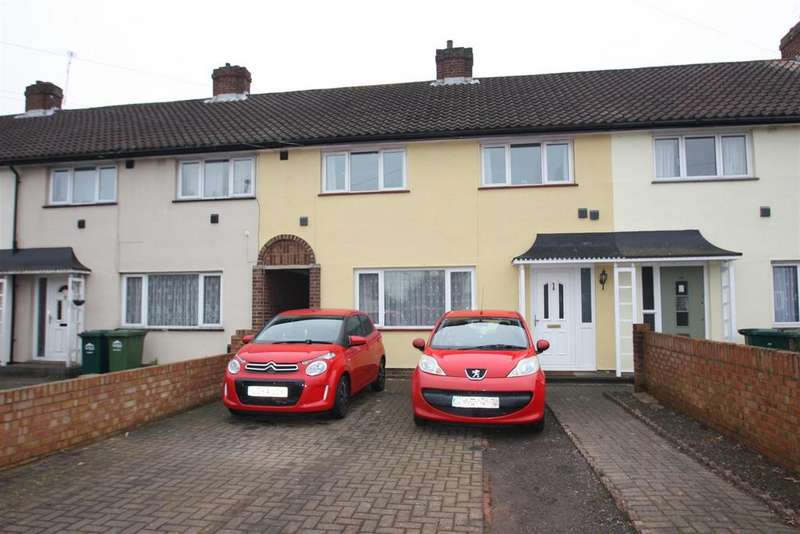 4 Bedrooms Terraced House for sale in Clare Road, Stanwell