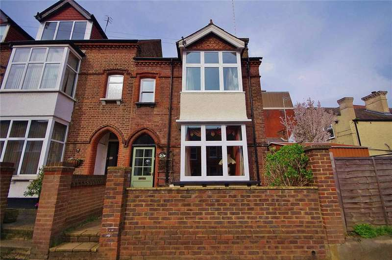 4 Bedrooms Semi Detached House for sale in Canterbury Road, Watford, Hertfordshire, WD17