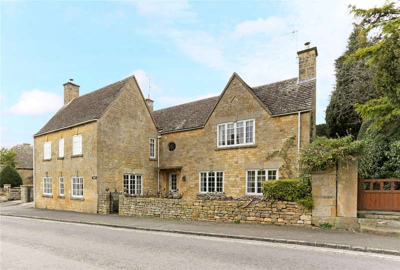 5 Bedrooms Detached House for sale in High Street, Broadway, Worcestershire, WR12