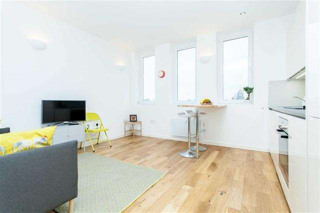1 Bedroom Flat for sale in Channelsea House, West Ham