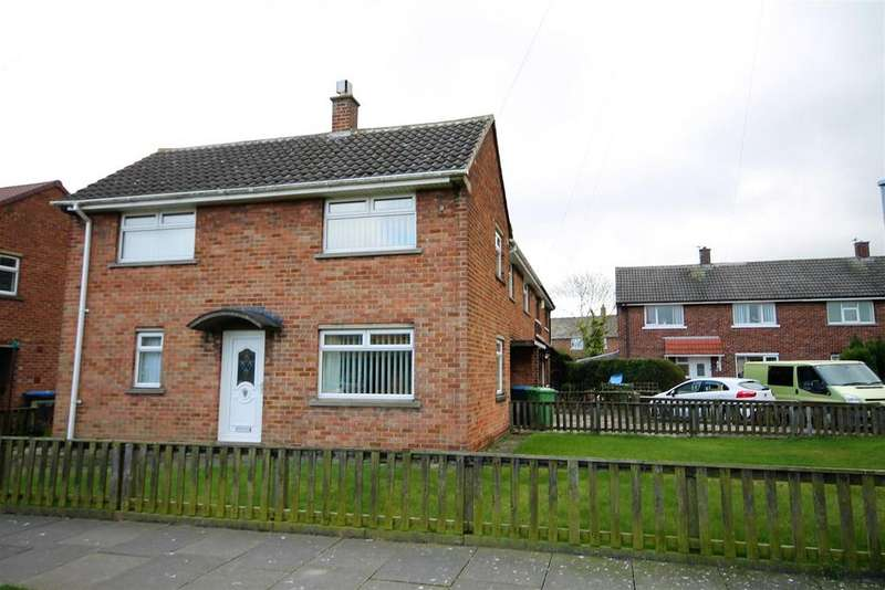 2 Bedrooms Semi Detached House for sale in Central Drive, Middlestone Moor