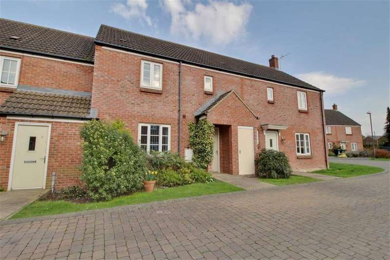 3 Bedrooms Terraced House for sale in O'Connor Close, Gloucester
