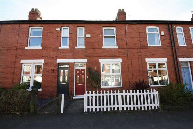 2 Bedrooms Terraced House for sale in Finny Bank Road, Sale